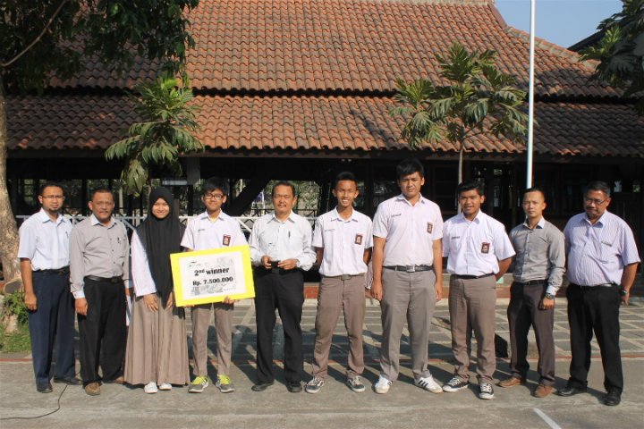 SMP Terbaik Di Bandung Jawa Barat