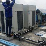 Perbaikan dan Instalasi Perbaikan Rumah Proyek HVAC