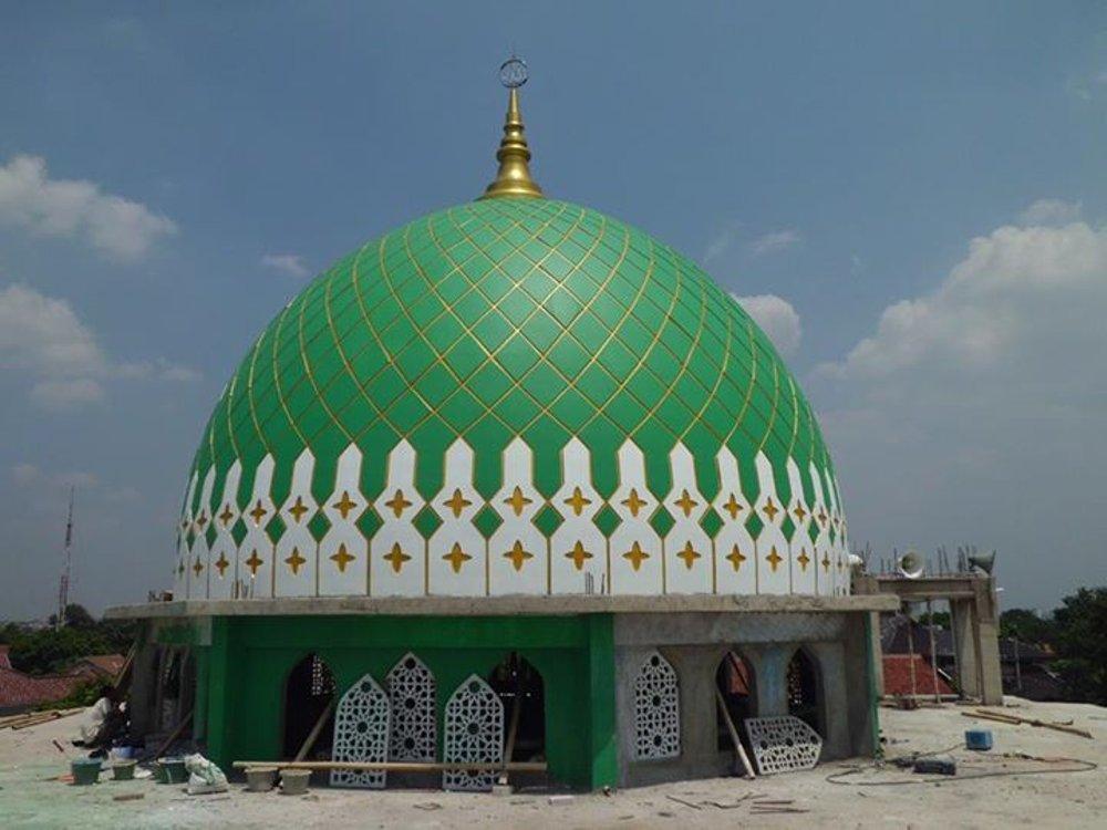 Berapa Harga Kubah Masjid GRC