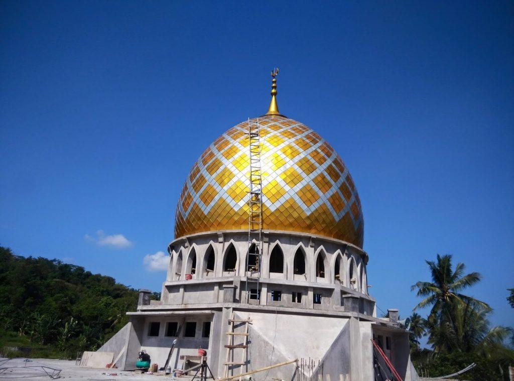Harga Kubah Masjid GRC Surabaya